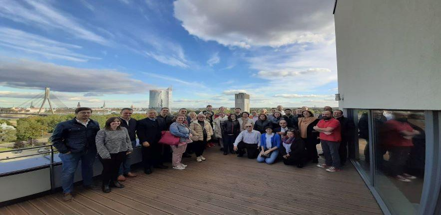 Core Group and Management Committee meeting, Riga (Latvia), 24th September 2019